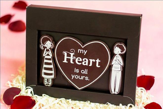 Vì sao chocolate tạo cực khoái trong tình yêu? - Ảnh 2.