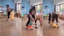 Cô giáo mầm non dạy trẻ kỹ năng thoát hiểm dễ dàng khi bị kẻ xấu tấn công, cha mẹ nào cũng nên ghi nhớ và dạy con