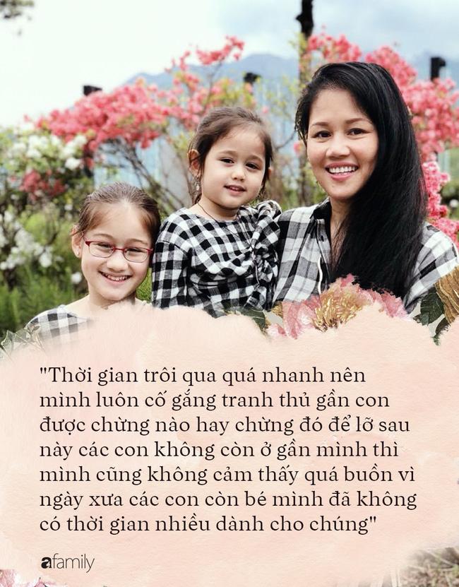 Tâm sự của mẹ Việt ở Thụy Sỹ dạy 2 con gái nói tiếng mẹ đẻ siêu đỉnh, chấp nhận từ bỏ công việc để
