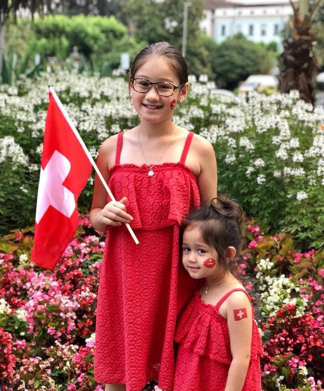 Ngày của Mẹ: Nghe tâm sự của mẹ Việt ở Thụy Sỹ dạy 2 con gái nói tiếng mẹ đẻ siêu đỉnh, chấp nhận từ bỏ công việc ở nhà để