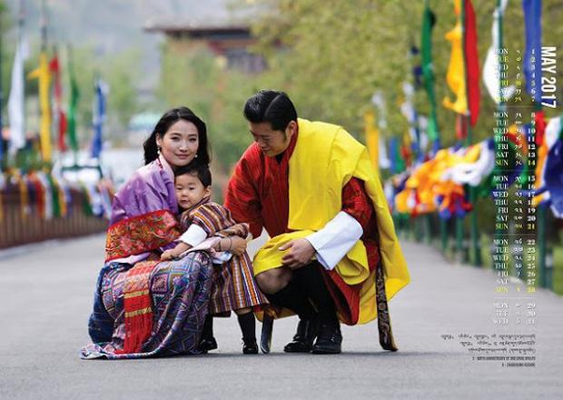 Hoàng hậu vạn người mê Bhutan: Người mẹ coi việc nuôi dưỡng con giống như chăm một cây xanh, tưởng chừng đơn giản nhưng không phải ai cũng làm được - Ảnh 8.