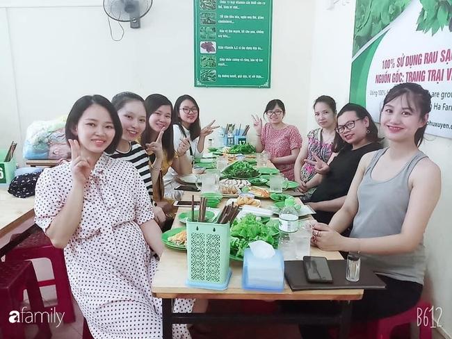 Quen nhau qua mạng, hội bỉm sữa Hà Nội lập team tụ tập ăn uống đều đặn, đẻ xong tâm sự suốt ngày để tránh trầm cảm sau sinh - Ảnh 3.