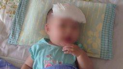 Con quấy khóc không chịu ngủ, mẹ ra sức dỗ dành mà không biết hành động của mình lại khiến con co giật, tím tái