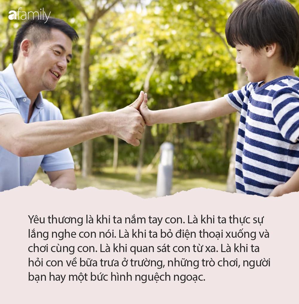 Hôm nay, hãy thử hỏi con câu này, chắc hẳn bố mẹ sẽ bất ngờ với câu trả lời của con - Ảnh 2.