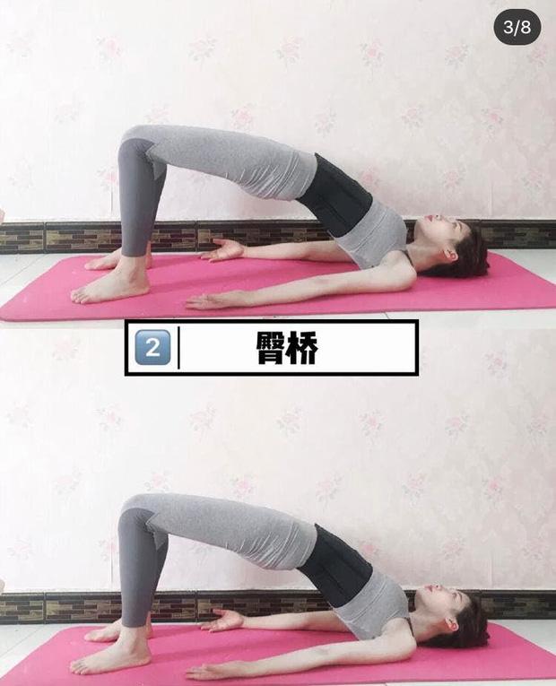 """Ăn kiêng, tập luyện """"sương sương"""", Phạm Băng Băng nhẹ nhàng giảm 3kg chỉ trong 25 ngày - Ảnh 5."""