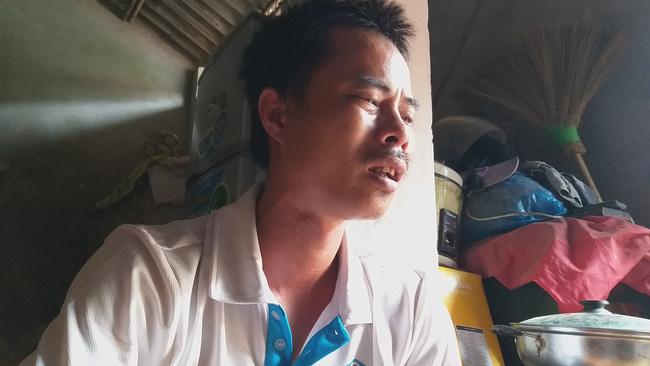 Anh Thân Thanh Tâm chia sẻ về nỗi khổ cực