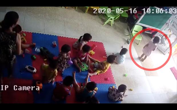 Bắc Giang: Nghi vấn cơ sở mầm non tư thục bạo hành dã man bé gái hơn 2 tuổi khi mới nhập học 3 ngày - Ảnh 2.