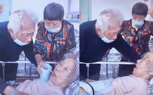 Cặp vợ chồng gần 100 tuổi khiến hàng triệu người rưng rưng rơi lệ để rồi phải thốt lên: Chuyện tình cổ tích khiến tôi lại tin vào yêu đương rồi! - Ảnh 1.