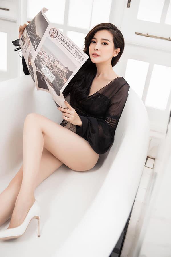 Ác nữ Cao Thái Hà ngày càng nóng bỏng - Ảnh 2.