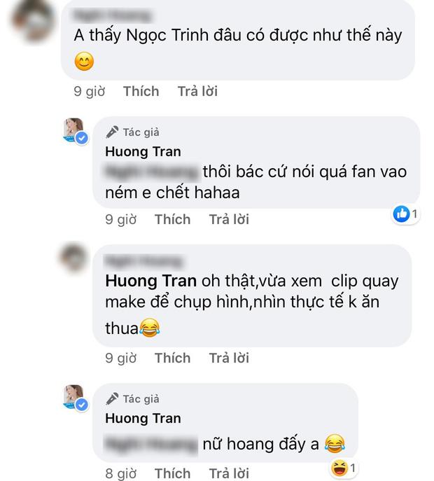Vợ cũ Việt Anh tung loạt ảnh diện bikini body cực nuột, phản ứng bất ngờ khi được khen hơn cả Ngọc Trinh - Ảnh 5.
