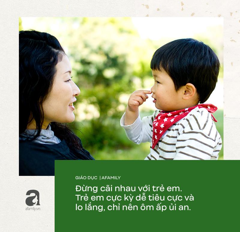 Chuyên gia chỉ ra 28 nguyên tắc đơn giản nhưng quan trọng trong giáo dục trẻ em mà cha mẹ nào cũng cần biết - Ảnh 2.