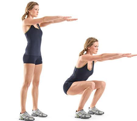 Mùa hè là phải đẹp: Cách để có đôi chân thon tròn giảm ngay 8cm chỉ trong một tháng - Ảnh 9.