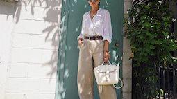 """Mùa hè nắng nóng bắt """"trend"""" linen phóng khoáng đang được các fashionista cập nhập"""