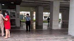 TP.HCM: Bé trai 12 tuổi rơi từ tầng 10 chung cư Sky Garden 1 tử vong khi mẹ vẫn ở nhà