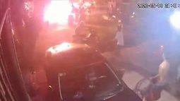"""Bắt 4 kẻ ném """"bom xăng"""" vào nhà dân khiến 2 cháu bé bị bỏng nặng, truy bắt tiếp 4 nghi can còn lại"""