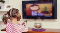 Làm sao để giới hạn thời gian ngồi trước màn hình của trẻ từ 1-3 tuổi?