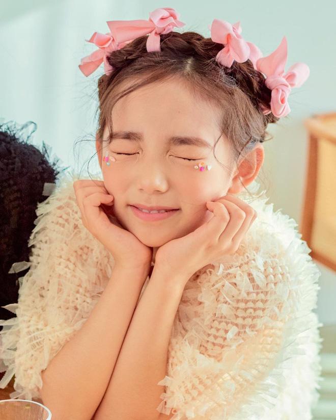 Xót xa câu chuyện mẫu nhí xứ Hàn sở hữu gương mặt đẹp nhất thế giới phải đối diện với bệnh tật vì lạm dụng mỹ phẩm - Ảnh 1.