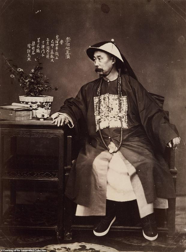 Loạt ảnh triều nhà Thanh nửa cuối thế kỷ 19: Khoảng cách giữa giới thượng lưu, trung lưu và bình dân khiến người xem phải ngỡ ngàng - Ảnh 8.