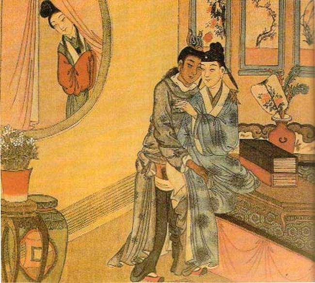 Hóa ra Trung Quốc cổ đại có cái nhìn rất thoáng đối với các mối tình đồng tính hơn chúng ta đã nghĩ! - Ảnh 2.