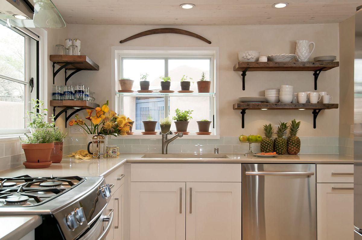 Những ý tưởng siêu hữu ích tạo góc xanh đẹp mắt với đủ loại cây gia vị và thảo mộc cho góc bếp thêm tươi mát chào hè - Ảnh 9.