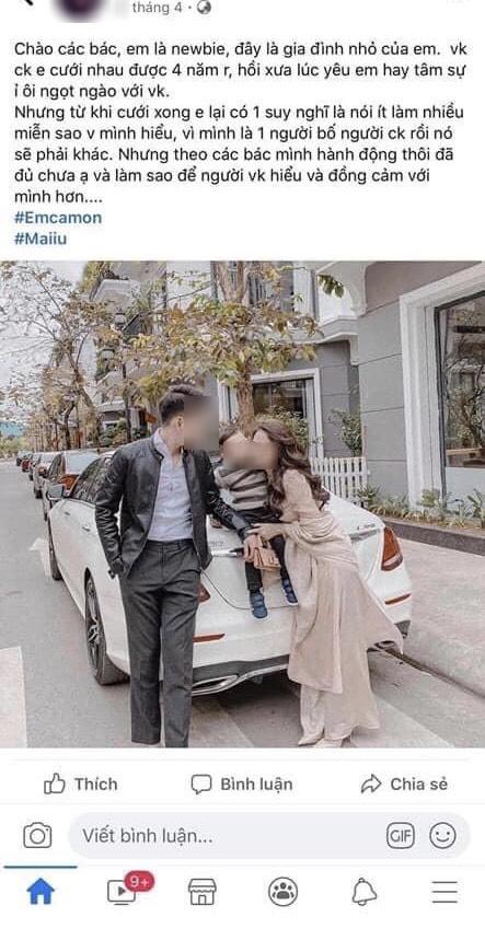 Chồng vừa đăng bài kể lể về gia đình hạnh phúc, vợ đã lên mạng truy tìm chủ nhân đôi hoa tai lạ trong nhà - Ảnh 3.