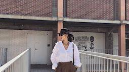 Bạn đã bổ sung vào tủ đồ trend Bermuda - Shorts (quần lửng) trong mùa nóng này chưa?