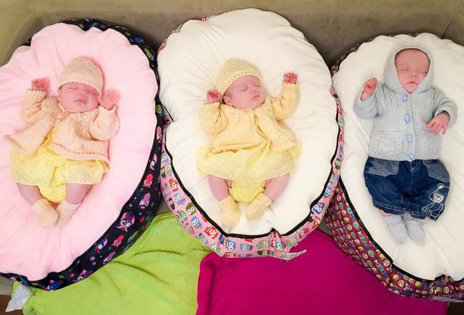 Bà mẹ sốc nặng khi phát hiện mình mang thai khi vừa mới sinh con được 1 tuần - Ảnh 1.