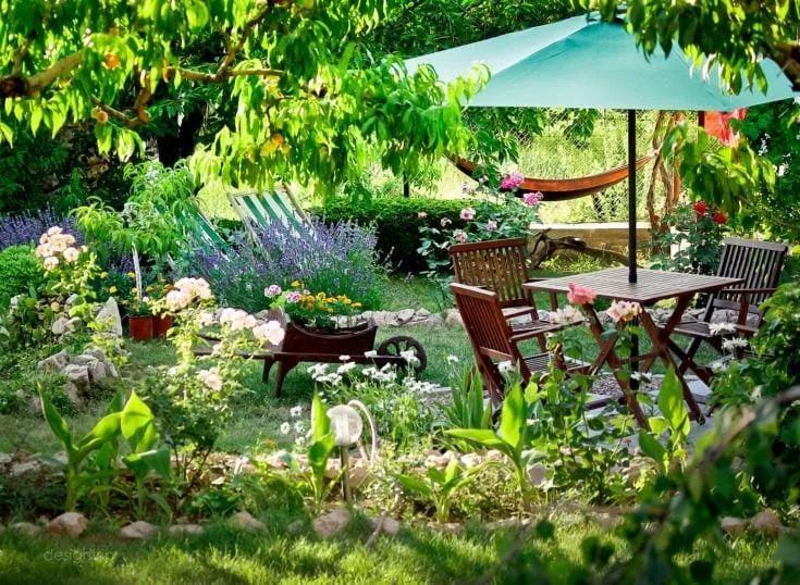 Gợi ý trang trí sân nhà thành góc tận hưởng mùa hè thú vị - Ảnh 11.