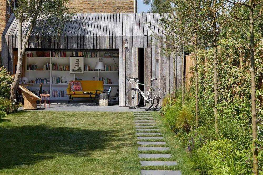 Gợi ý trang trí sân nhà thành góc tận hưởng mùa hè thú vị - Ảnh 4.
