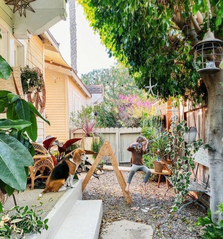 Gợi ý trang trí sân nhà thành góc tận hưởng mùa hè thú vị - Ảnh 6.