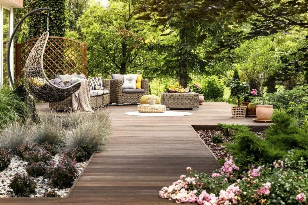Gợi ý trang trí sân nhà thành góc tận hưởng mùa hè thú vị - Ảnh 7.