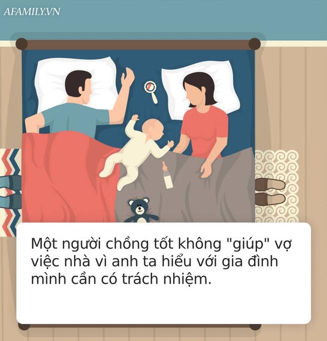 Bức thư bố gửi con trai trước đêm kết hôn: Người chồng tốt là người luôn biết cách giúp vợ làm việc nhà! - Ảnh 2.