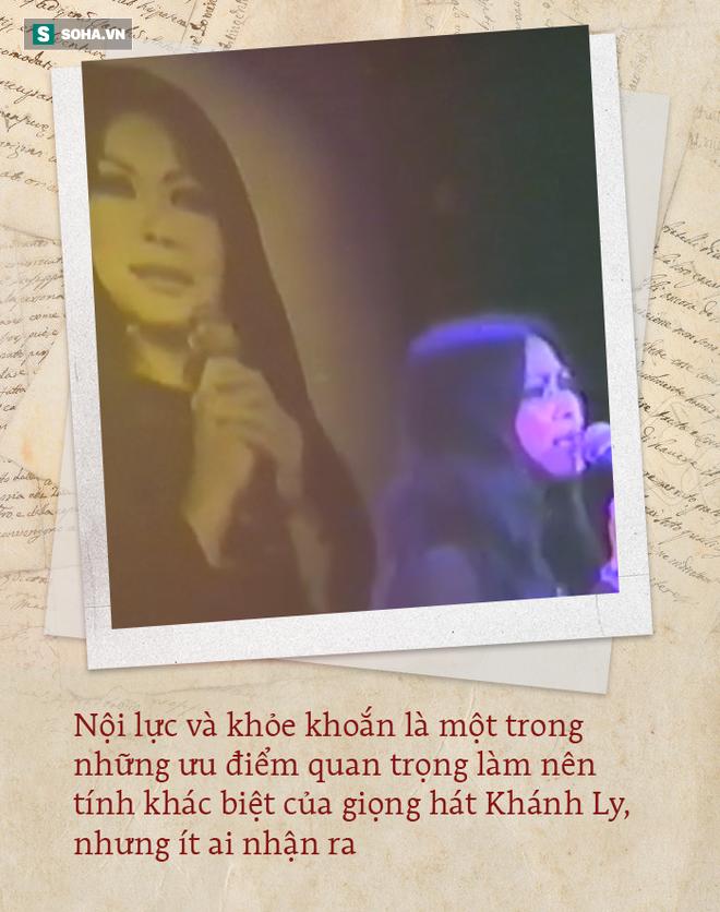 Giải mã bí ẩn giọng hát Khánh Ly và điều danh ca luôn muốn che giấu - Ảnh 12.