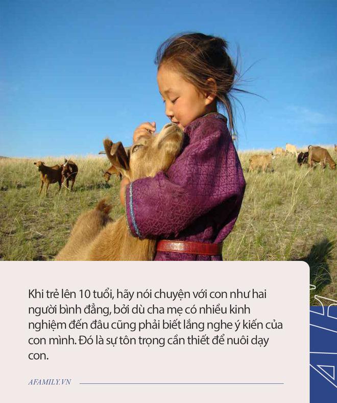 Phương pháp giáo dục trẻ nhỏ ở Tây Tạng: 1 tuổi coi là vua, 5 tuổi là nô lệ, nghe thì ngược đời nhưng càng ngẫm càng thấy đúng - Ảnh 3.