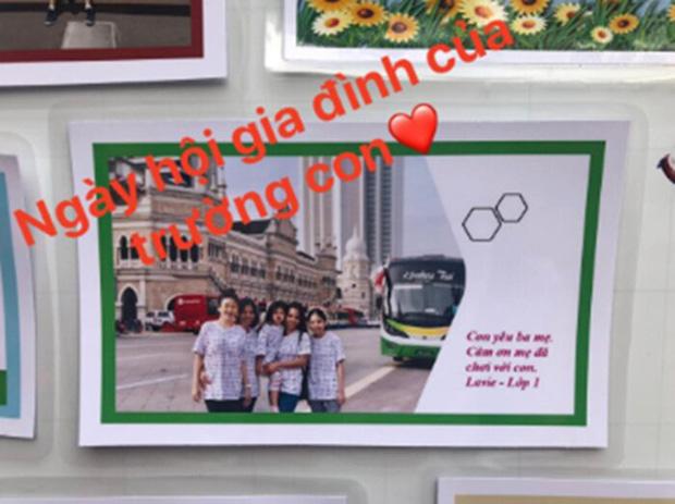 Hé lộ dòng nhắn bé Lavie gửi mẹ Mai Phương vào Ngày hội gia đình, xem xong mà xót xa vô cùng! - Ảnh 2.