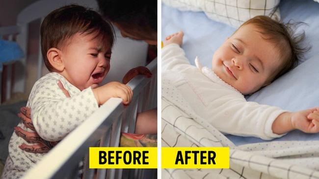 Chuyên gia giấc ngủ bật mí 7 cách để mẹ cho con ngủ ngon, hết giật mình, tỉnh giấc giữa đêm - Ảnh 5.