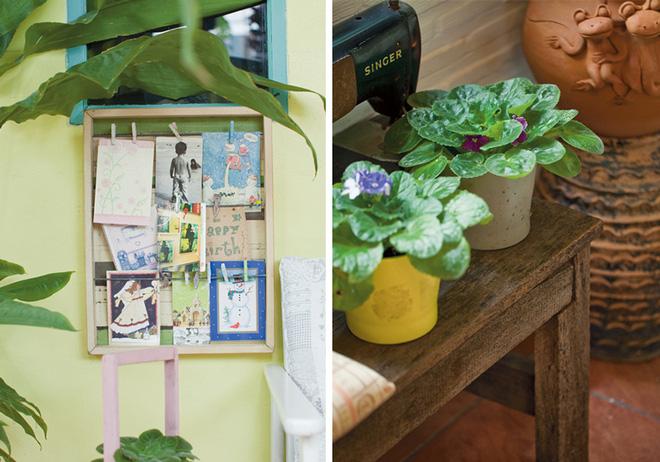 Nhà vườn ở quê của bà lão 80 tuổi đẹp đến nỗi khiến ai đi qua cũng phải dừng lại chiêm ngưỡng - Ảnh 9.