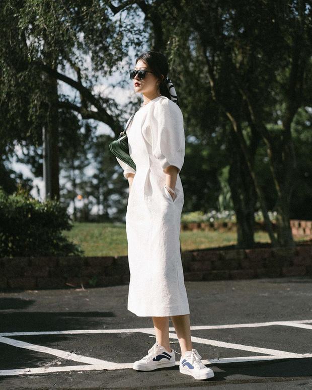 Nàng fashion blogger gợi ý 9 set đồ trung tính để chị em công sở dù vụng về vẫn mặc đẹp khỏi nghĩ - Ảnh 1.