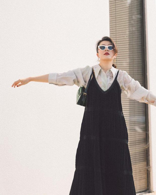 Nàng fashion blogger gợi ý 9 set đồ trung tính để chị em công sở dù vụng về vẫn mặc đẹp khỏi nghĩ - Ảnh 3.