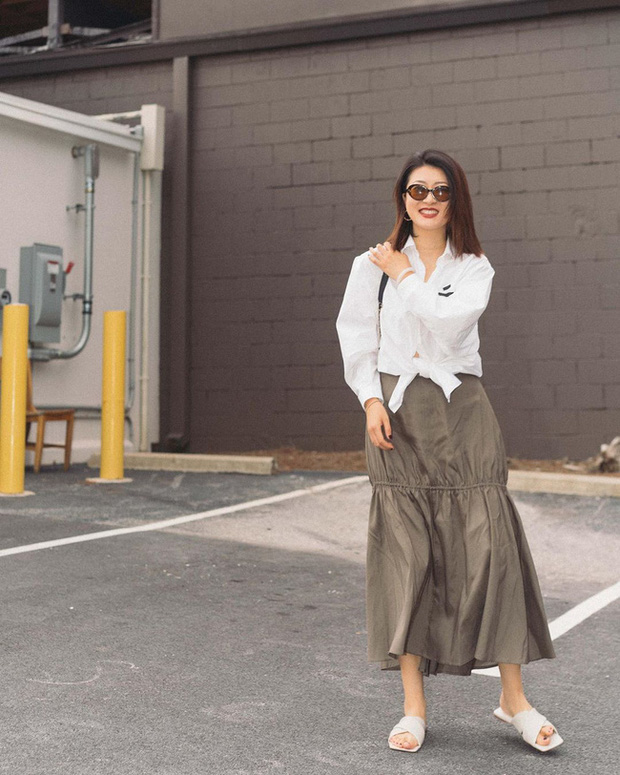 Nàng fashion blogger gợi ý 9 set đồ trung tính để chị em công sở dù vụng về vẫn mặc đẹp khỏi nghĩ - Ảnh 4.