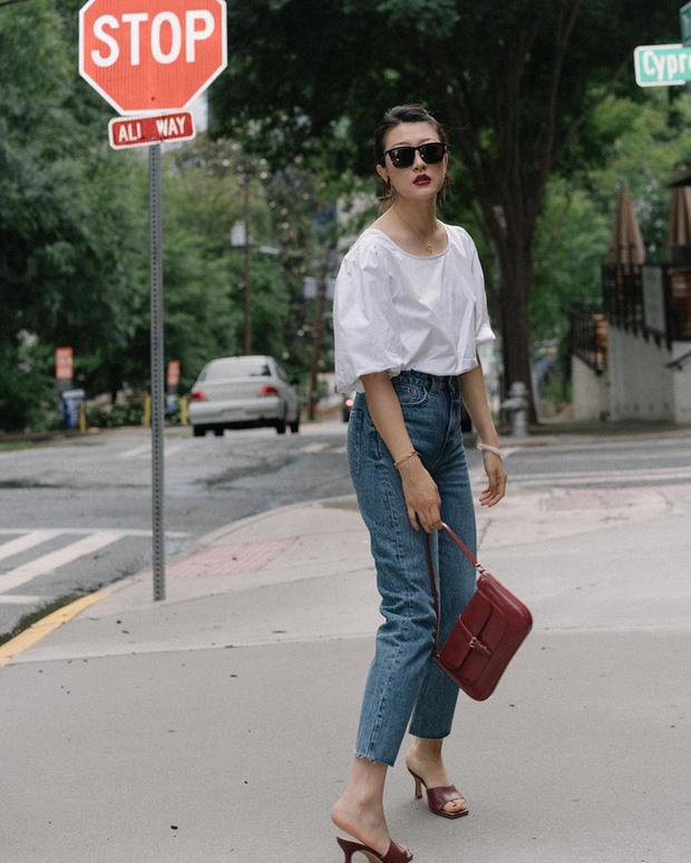 Nàng fashion blogger gợi ý 9 set đồ trung tính để chị em công sở dù vụng về vẫn mặc đẹp khỏi nghĩ - Ảnh 5.