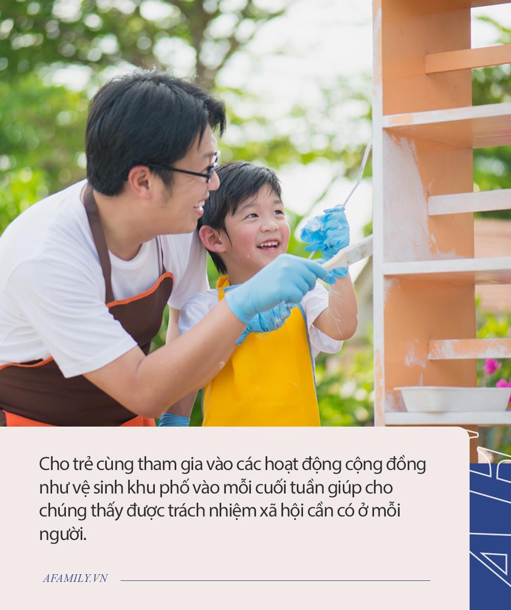 Chỉ bằng những hành động này mỗi ngày, cha mẹ dễ dàng trở thành