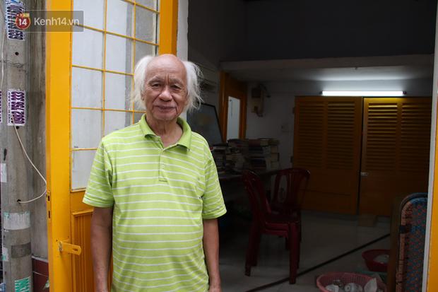 Cụ ông để lại di chúc căn nhà 12 tỷ ở Sài Gòn cho người nghèo che mưa nắng dù có vợ con đuề huề - Ảnh 1.