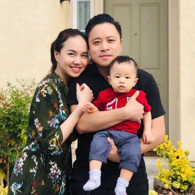 HOT: Đinh Ngọc Diệp tuyên bố mang thai đứa con thứ 2 với ông xã Victor Vũ, tiết lộ luôn tên con trai - Ảnh 2.