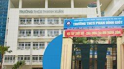"""2 trường THCS """"hot"""" ở quận Thanh Xuân: Phong phú từ chương trình học đến hoạt động ngoại khóa, nhưng ấn tượng nhất là điều này"""