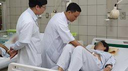 Sản phụ có bị khối u gan thuộc dạng hiếm gặp ở Việt Nam và thế giới, bác sĩ phải mổ đẻ kết hợp mổ cắt gan, may mắn cả 2 mẹ con được cứu sống