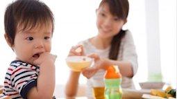 Những món ăn bồi bổ cho trẻ sau ốm nhanh hồi phục sức khỏe