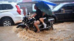 Hơn 19 triệu người Trung Quốc bị ảnh hưởng bởi mưa lũ