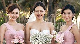 """Phanh Lee tung thêm ảnh trong đám cưới với thiếu gia Cocobay, vòng 1 """"khủng"""" của cô dâu trở thành tâm điểm"""