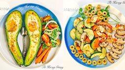 Muốn lấy lại vòng eo thon gọn trong mùa đi biển đừng bỏ qua loạt món salad tuyệt ngon cùng hot facebooker Tô Hưng Giang
